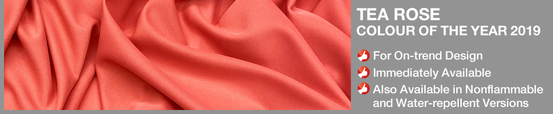 Speaker cloth colour of the year 2019 - Tea Rose