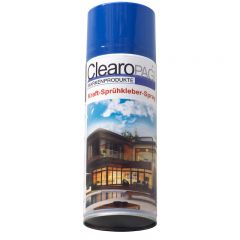 Transparent Spray Adhesive for Speaker Cloth, 400 ml