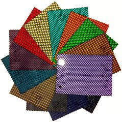 Set of PA-Type Speaker Cloth Sample Swatches